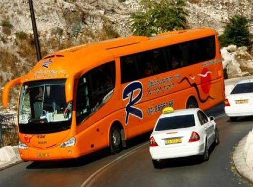 Перевозки по Израилю