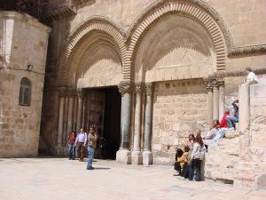 Иерусалим подземный|escape