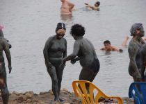 День отдыха на Мертвом море – пляж-1605