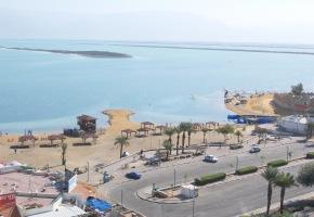 День отдыха на Мертвом море – пляж
