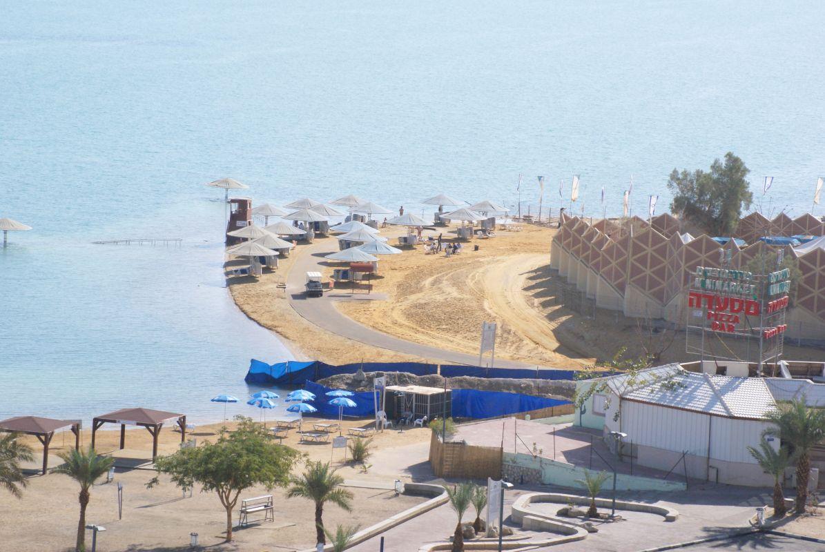 Лечение в Израиле на Мертвом море
