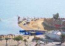 День отдыха на Мертвом море – пляж-1609