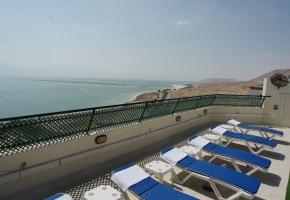 День отдыха на Мертвом море S.P.A отель + обед