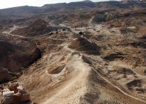 Мертвое море – Масада-1633