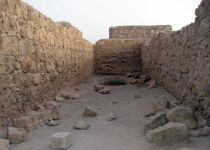 Мертвое море – Масада-1638