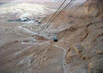 Мертвое море – Масада-1639