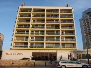 Galil Hotel escape