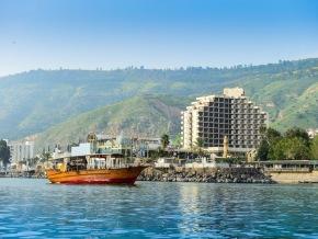 Leonardo Plaza Hotel Tiberias|escape