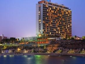 Отель Хилтон в Тель-Авиве|escape