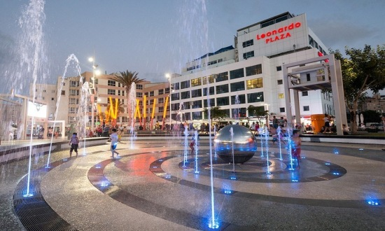 Leonardo Plaza Netanya