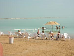 #20  До самого Мертвого моря (Тель-Авив + Мертвое море)
