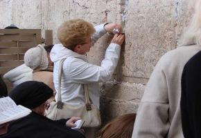 Иерусалим (из Мертвого моря)