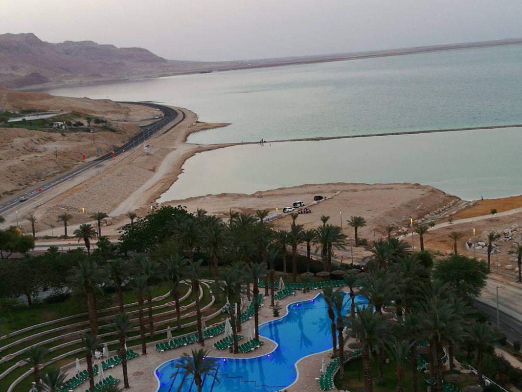 Лечение на Мёртвом море