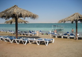Мертвое море. SPA-Hotel