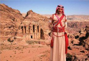 Иордания за 3 дня